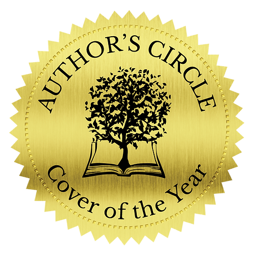 Author's Circle Cover of the Year Award Seal Stickers (100 count)