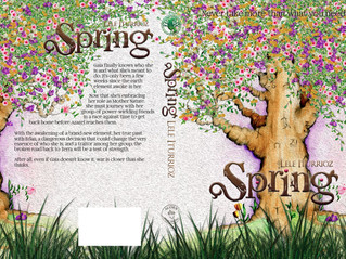 SPRING (Seasons Within #2) Cover Reveal