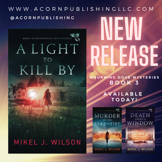 RELEASE DAY -  A Light To Kill By
