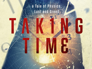 COVER REVEAL - Taking Time
