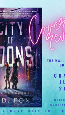 COVER REVEAL - City of Loons
