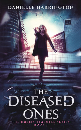 COVER REVEAL - The Diseased Ones