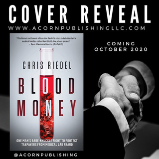 COVER REVEAL - Blood Money