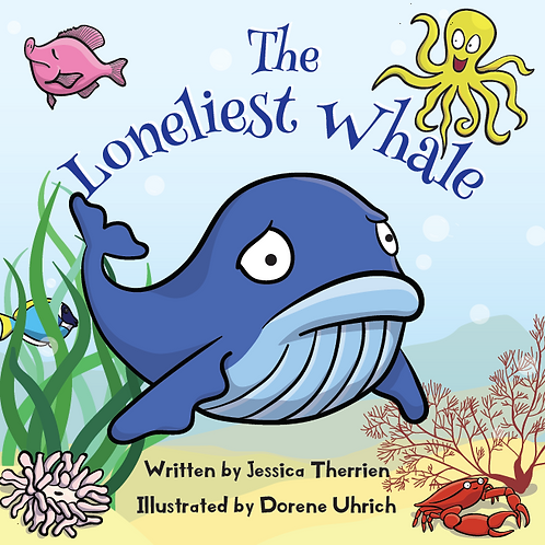 The Loneliest Whale Paperback Book