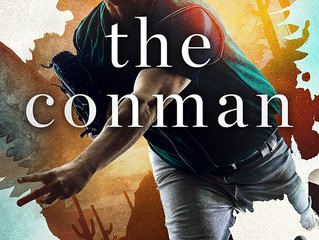 COVER REVEAL - The Conman
