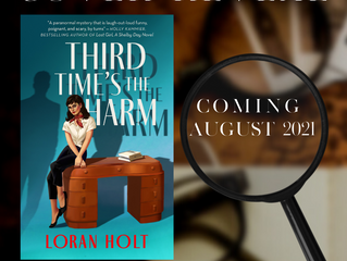 COVER REVEAL - Third Time's the Harm