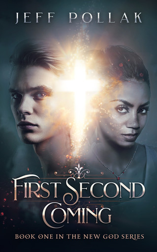 COVER REVEAL - First Second Coming