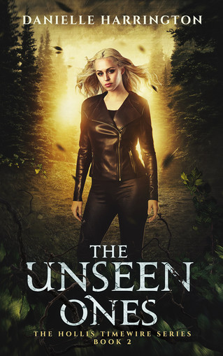 COVER REVEAL - The Unseen Ones