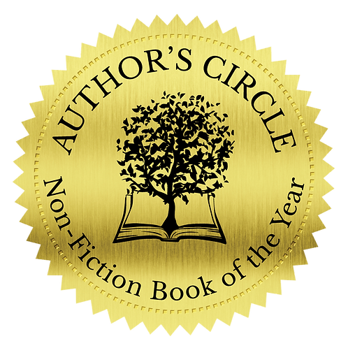 Non-Fiction Book of the Year Seal Stickers (100 count)