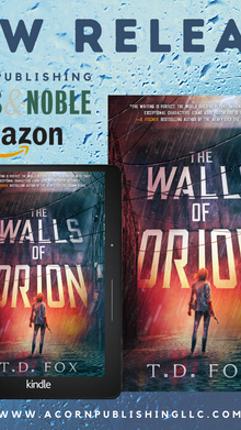 RELEASE DAY -  The Walls of Orion