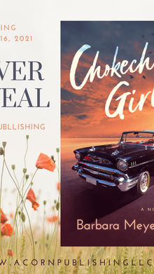 COVER REVEAL - Choke Cherry Girl