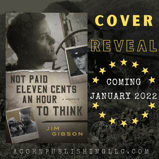 COVER REVEAL — NOT PAID ELEVEN CENTS AN HOUR TO THINK