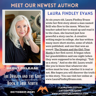 NEW AUTHOR - Laura Findley Evans