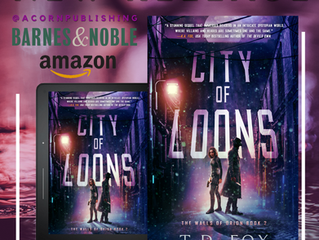 RELEASE DAY -  City of Loons