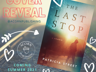 COVER REVEAL - The Last Stop