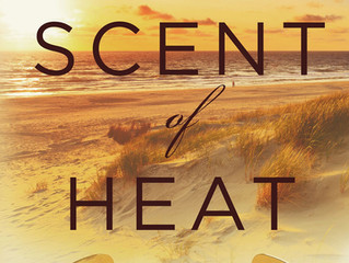 COVER REVEAL - THE SCENT OF HEAT by E.P. Sery