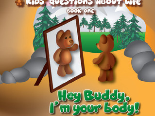 Kids Questions About Life Book #1 Release!