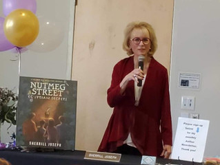 Book Signing with Sherrill Joseph
