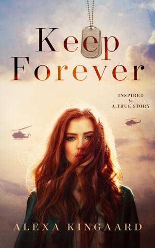 COVER REVEAL - Keep Forever