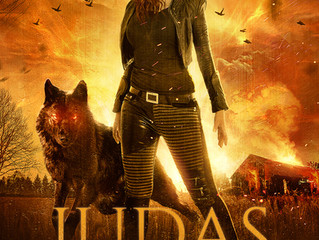 COVER REVEAL - Judas Kiss