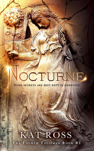 NEW RELEASE - NOCTURNE by Kat Ross