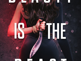 COVER REVEAL - Beauty is the Beast