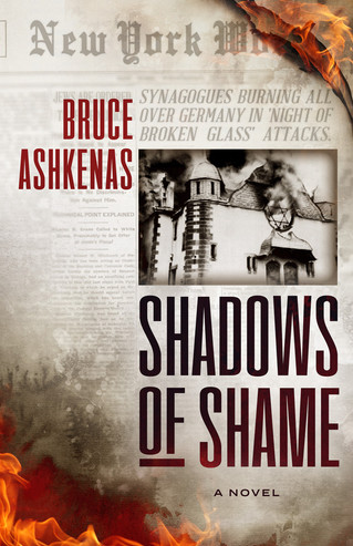 Cover Reveal - SHADOWS OF SHAME