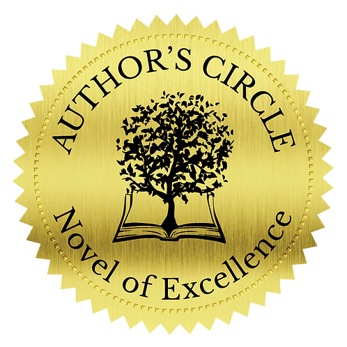 Novel of Excellence Award Seal Stickers (100 count)