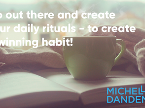 8 smarta ritualer jag gör varje dag som förändrar hur jag lever, arbetar och får ett bättre flow.