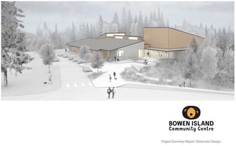 Design team presents schematic design report to Committee of the Whole
