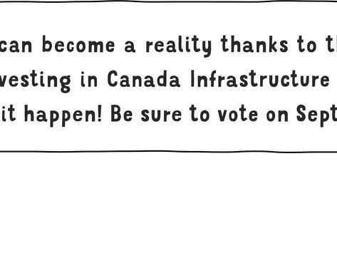 Community Centre referendum set for September 12, 2020