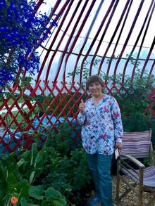 Meine Mutter aus Kirgistan ist zu Besuch