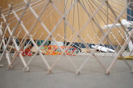 Studentenarbeit an der ZHAW, in Winterthur, Departement Architektur