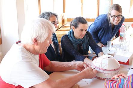 yourtspace stellt sich vor bei Swiss-Kyrgyz Club