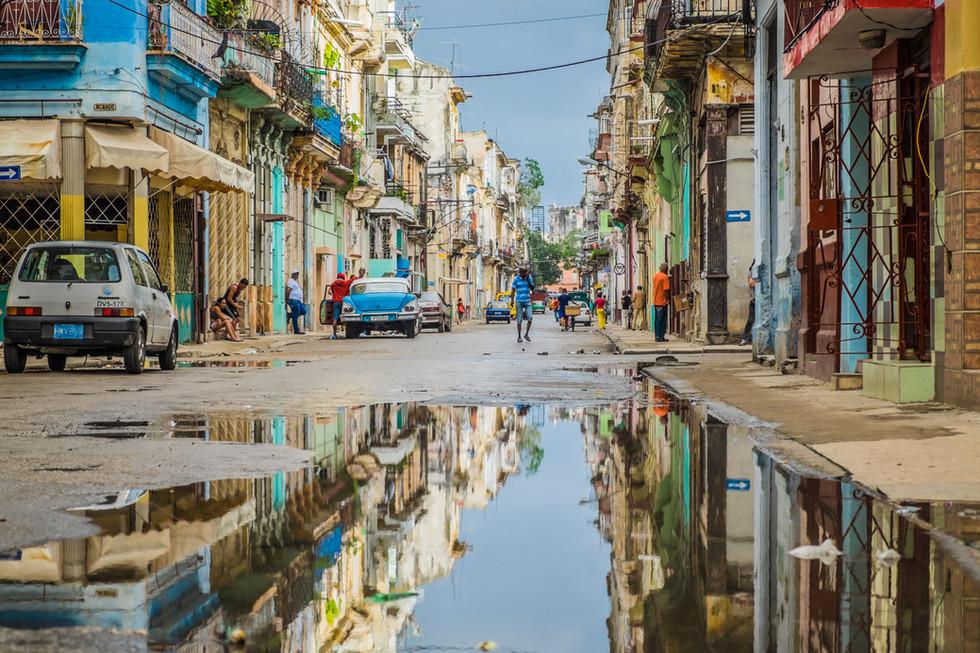 Havana Streets I