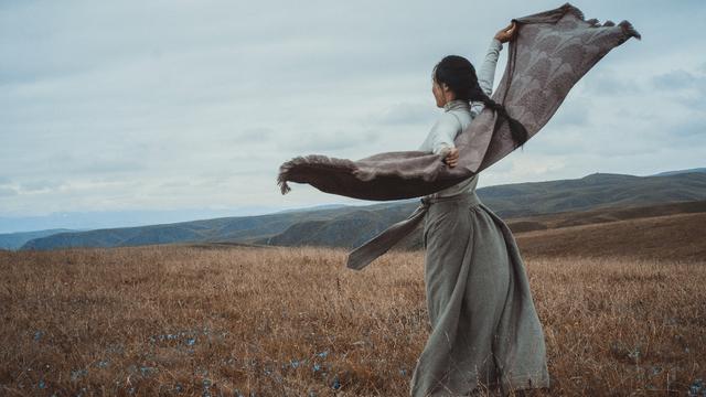 Norlha-The dreamer editorial - Anahi Cle