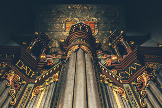 500 year old Organ