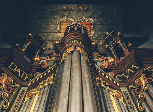 500 year old Organ