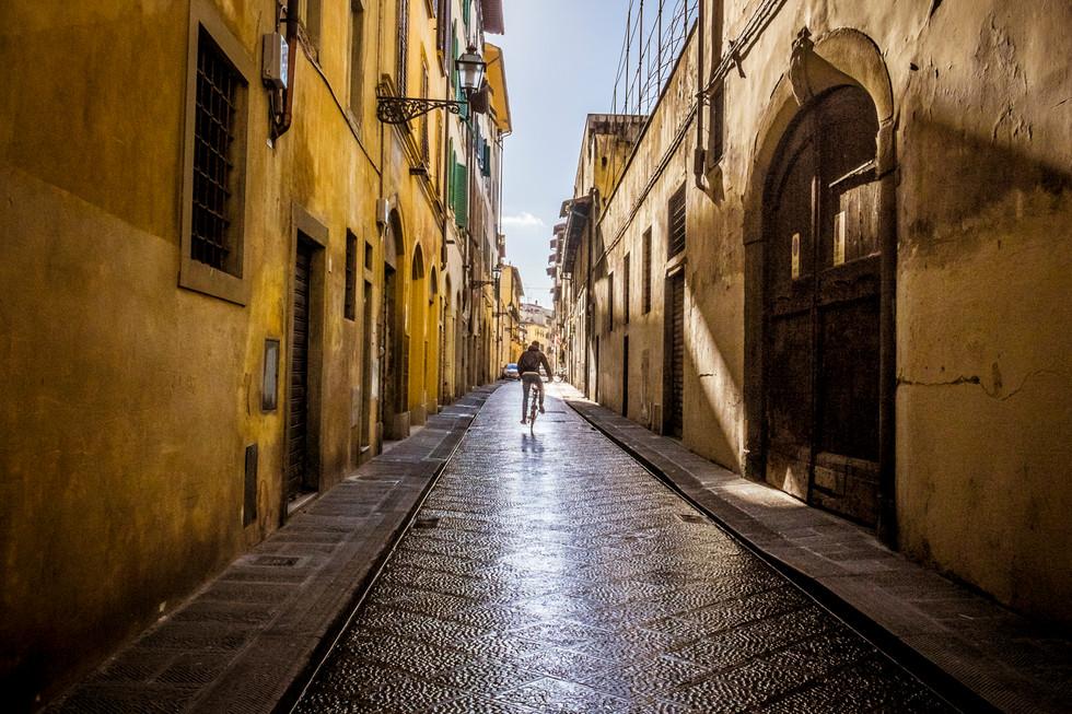 Florence Streets III