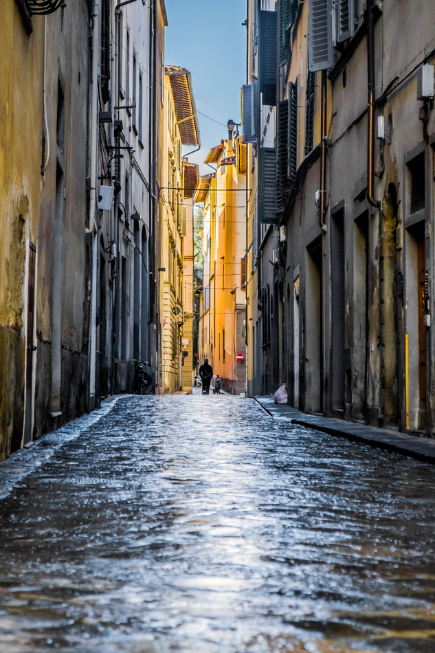 Florence Streets IV