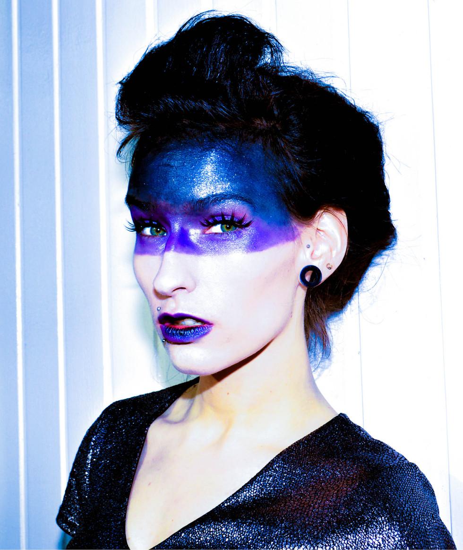 Futuristic Purple