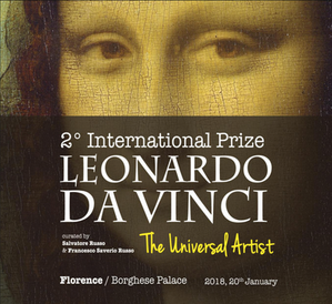 Starting 2018 with the right foot: Awarded with the Leonardo DaVinci Prize in Florence