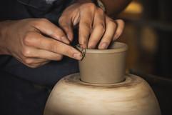 Ceramics at Taizé