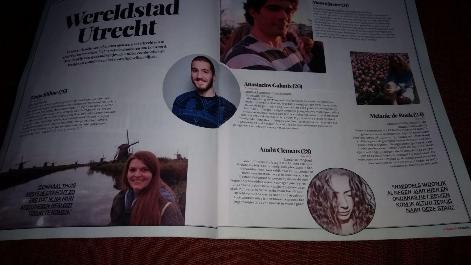UIT Utrecht Interview