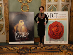Leonardo DaVinci Award - Anahi Cleme