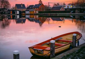 A walk in Woerden