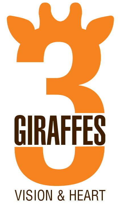 3 GIRAFFES