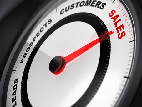 Invest in Marketing - But Never Forget Sales Are King!