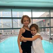 Mia & Mackenzie in NYC