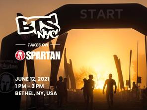 BTS to Host Spartan Race Fundraiser on June 12